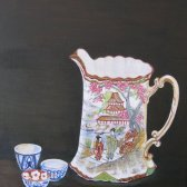 Nippon Water Pitcher